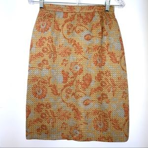 William Pearson pencil/straight skirt